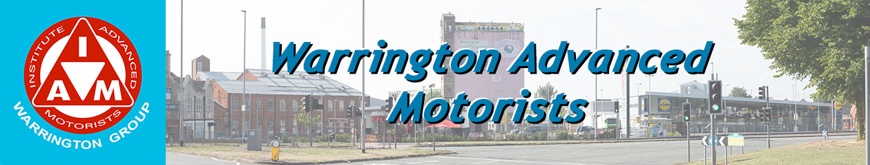 Warrington Advanced Motorists