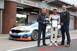 Touring car star Colin Turkington achieves top standard in IAM RoadSmart's Advanced Driving Course
