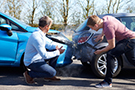 What to do if you are involved in a collision